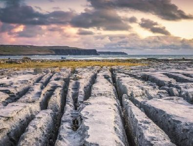 Burren at Doolin Pier
