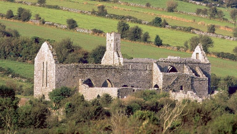 Corcomroe Abbey, Burren, Co. Clare