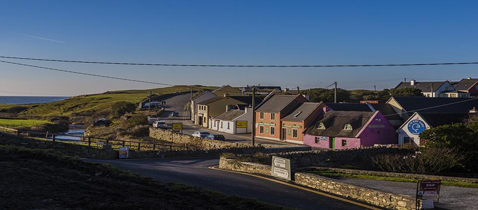 Doolin Village View