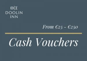 Cash Vouchers