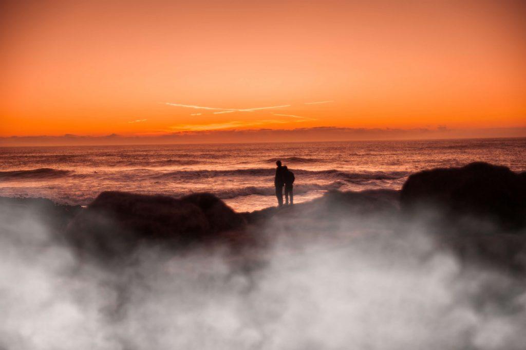 doolin pier sunset