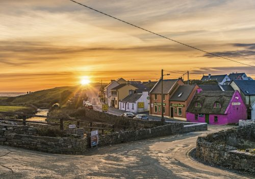 Group Tours & Vacations in Doolin