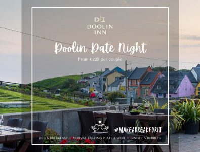 Doolin Date Night Co Clare Ireland