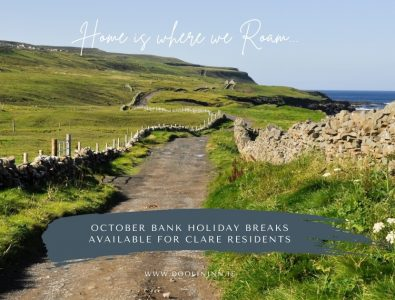 october bank holiday offers hotel doolin